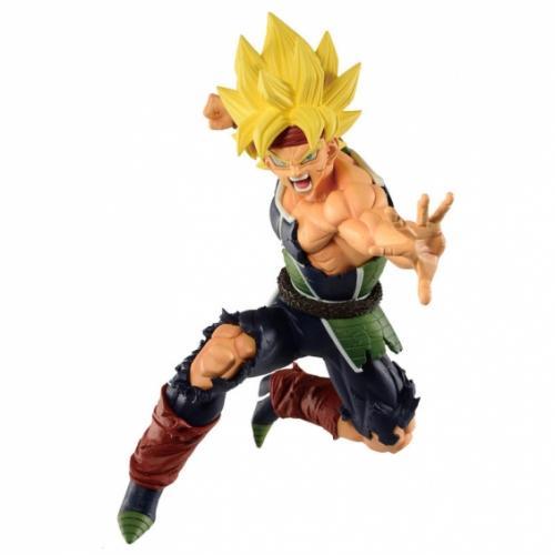 DRAGON BALL SUPER - SS Bardock - Figurine Ichibansho 18cm