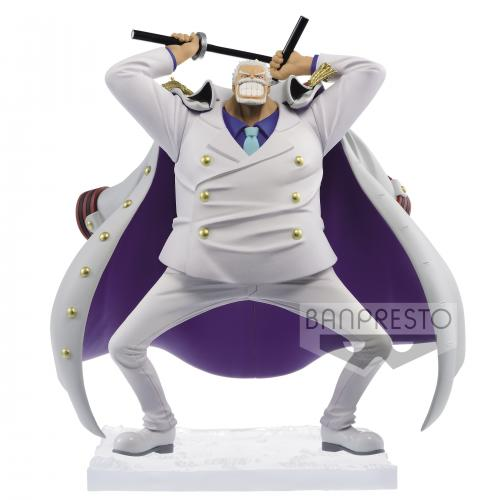ONE PIECE - Mokney D Garp - Figurine Magazine APOD 16cm Vol.5