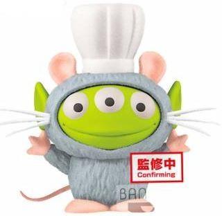 TOY STORY - Alien Remy Style - Figurine Fluffy Puffy Mine 4cm