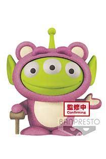TOY STORY - Alien Lotso Style - Figurine Fluffy Puffy Mine 4cm