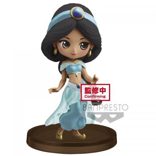 DISNEY - Jasmine - Figurine Q Posket Petit 4cm Vol.2