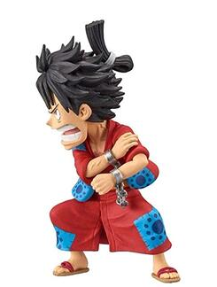 ONE PIECE WANOKUNI 5 - Figurine B - Figurine World Collectable 7cm