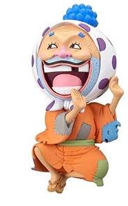 ONE PIECE WANOKUNI 5 - Figurine F - Figurine World Collectable 7cm