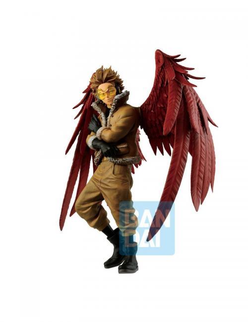 MY HERO ACADEMIA - Hawks - Figurine Ichibansho 25cm