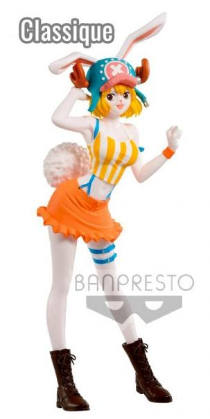 ONE PIECE - Carrot - Figurine Sweet Styles Pirates 23cm Ver. Normale