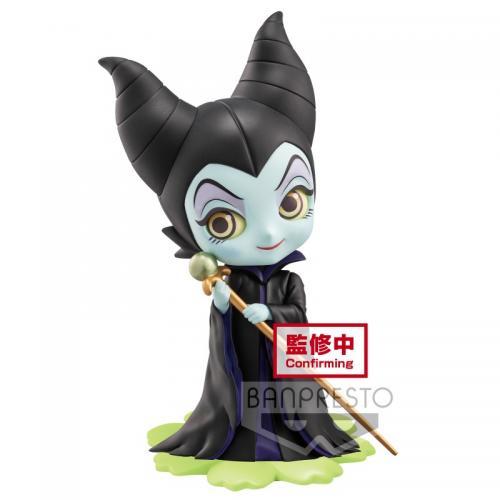 DISNEY - Maleficent - Q Posket Sweetiny 10cm Ver. Normale