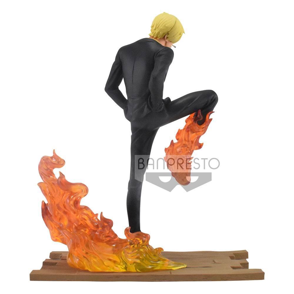ONE PIECE - Sanji - Figurine Log File Selection Fight 15cm Vol.2_3