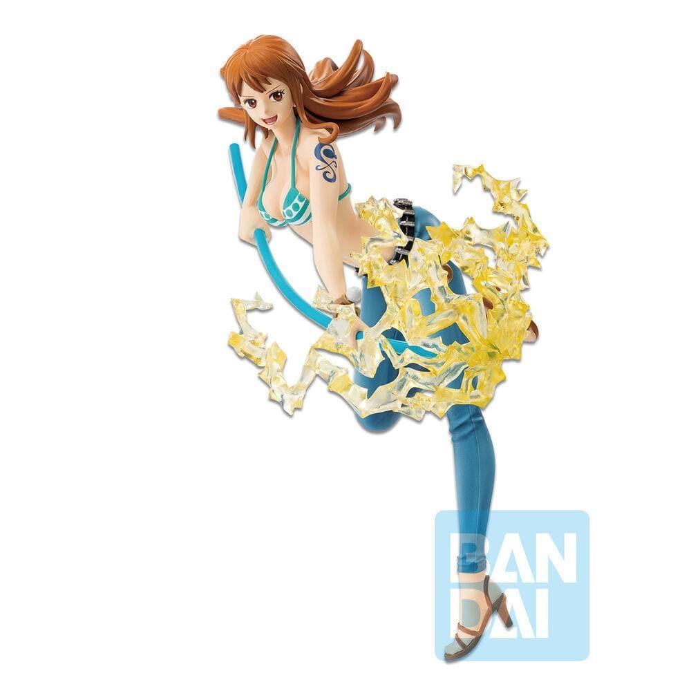 ONE PIECE - Nami - Figurine Ichibansho 18cm_1