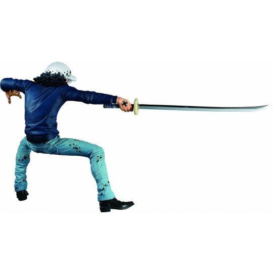 ONE PIECE - Trafalgar Law - Figurine Ichibansho 13.5cm_2