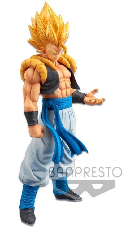 DRAGON BALL SUPER - Gogeta - Figurine Grandista Nero 27cm