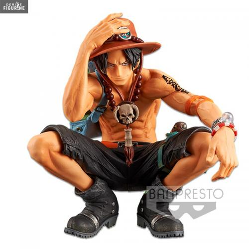 ONE PIECE - Portgas D. Ace - Figurine King of Artist 13cm Special Ver.
