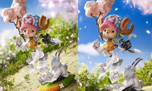 ONE PIECE - Chopper Challenge from GReeeeN - Special Collab. 20cm