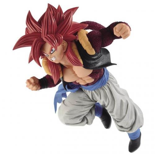DRAGON BALL GT - Super Saiyan 4 Gogeta - Figurine 15cm