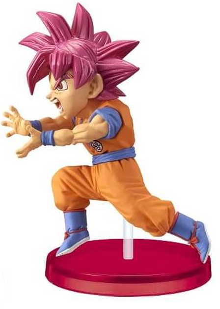 DRAGON BALL SUPER - Figurine B - Figurine Battle of Saiyans 7cm Vol.5