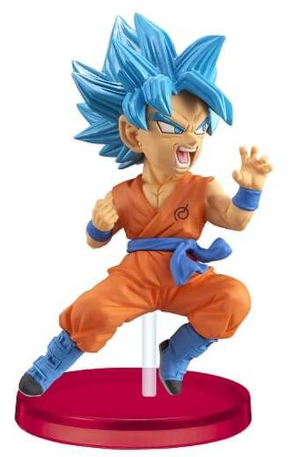 DRAGON BALL SUPER - Figurine C - Figurine Battle of Saiyans 7cm Vol.5