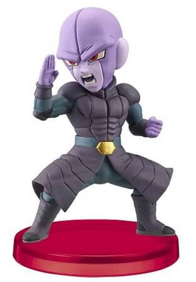 DRAGON BALL SUPER - Figurine D - Figurine Battle of Saiyans 7cm Vol.5