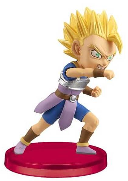DRAGON BALL SUPER - Figurine E - Figurine Battle of Saiyans 7cm Vol.5