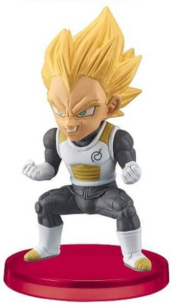 DRAGON BALL SUPER - Figurine F - Figurine Battle of Saiyans 7cm Vol.5