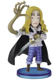 ONE PIECE - Figurine A - Figurine 7cm WCF Beasts Pirates 2