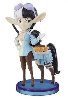 ONE PIECE - Figurine C - Figurine 7cm WCF Beasts Pirates 2