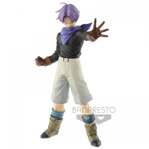 DRAGON BALL GT - Ultimate Soldiers Trunks A - Powerful Posing 19cm