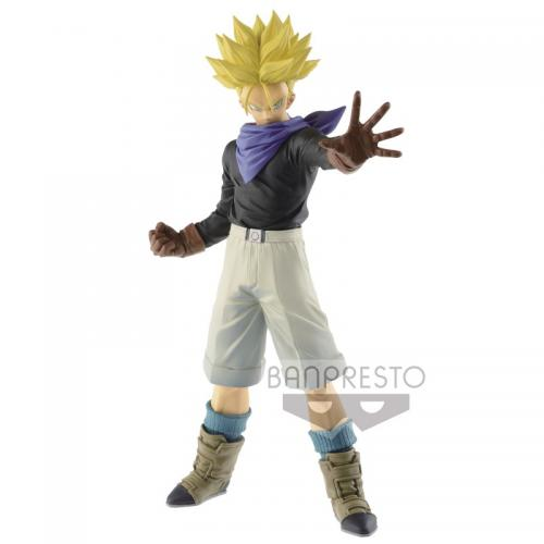 DRAGON BALL GT - Ultimate Soldiers Trunks B - Powerful Posing 19cm