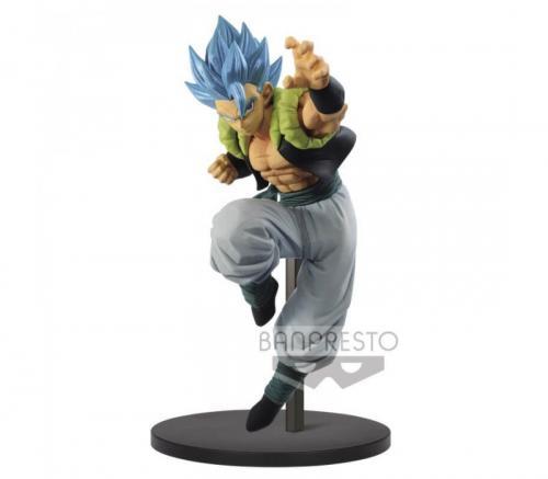 DRAGON BALL SUPER - Son Goku FES SSG Gogeta - Figurine 20cm Vol.13