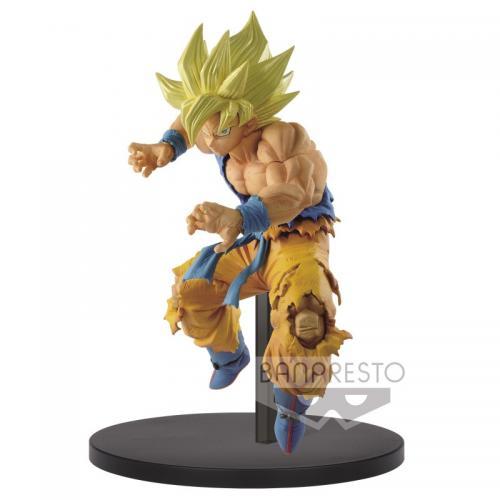 DRAGON BALL SUPER - Son Goku FES SSG Son Goku - Figurine 15cm Vol.13
