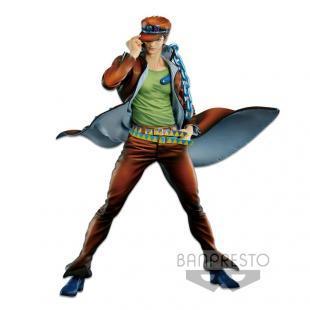 JOJO'S BIZ. ADV. - Jotaro Kujo Brush2 - Super Master Stars Piece 28cm
