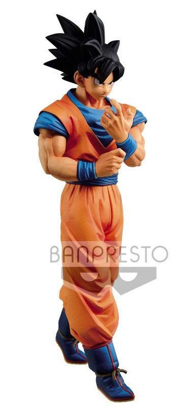 DRAGON BALL Z - Son Goku Solid Edge Works - Figurine 23cm Vol.1