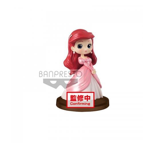 DISNEY - Ariel - Figurine Q posket Petit 7cm Ver. C