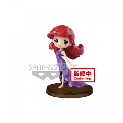 DISNEY - Ariel - Figurine Q posket Petit 7cm Ver. D