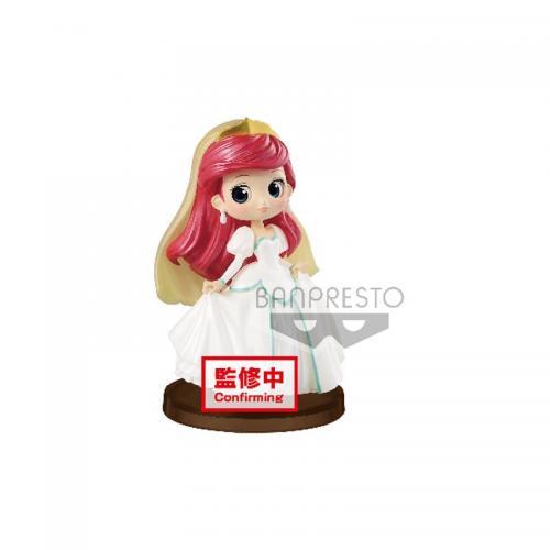 DISNEY - Ariel - Figurine Q posket Petit 7cm Ver. E