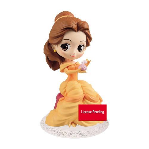 DISNEY - Belle - Figurine Q Posket Perfumagic 12cm Ver. B