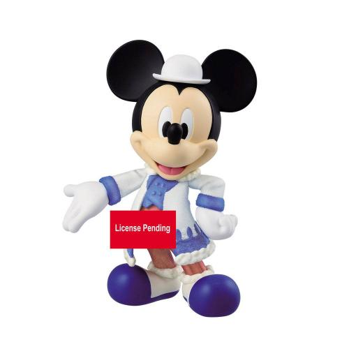 DISNEY - Mickey - Figurine Fluffy Puffy 10cm