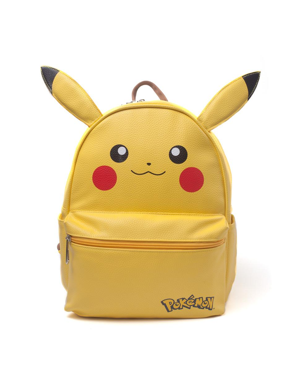 POKEMON - Lady Backpack - Pikachu_1