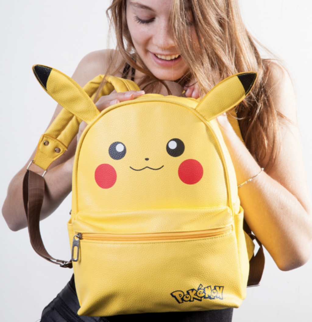 POKEMON - Lady Backpack - Pikachu