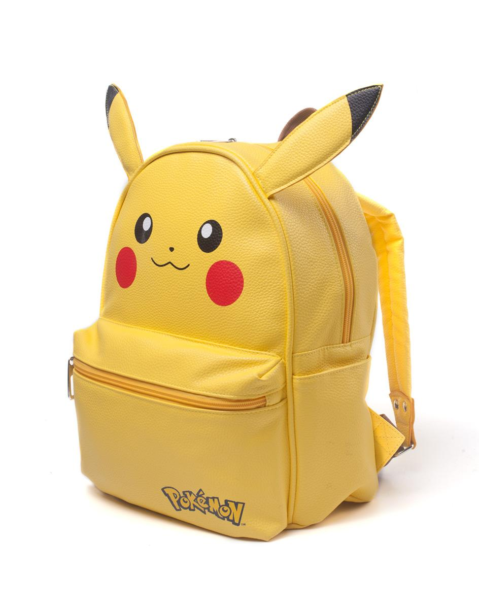 POKEMON - Lady Backpack - Pikachu_2