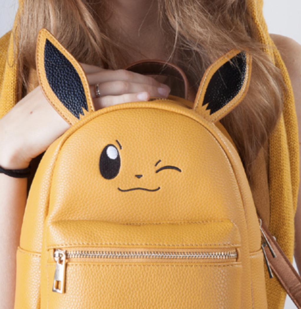 POKEMON - Lady Backpack - Eevee_1