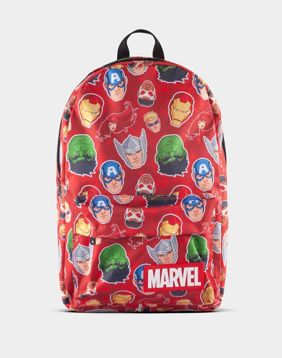 MARVEL - Characters - Sac à Dos_1