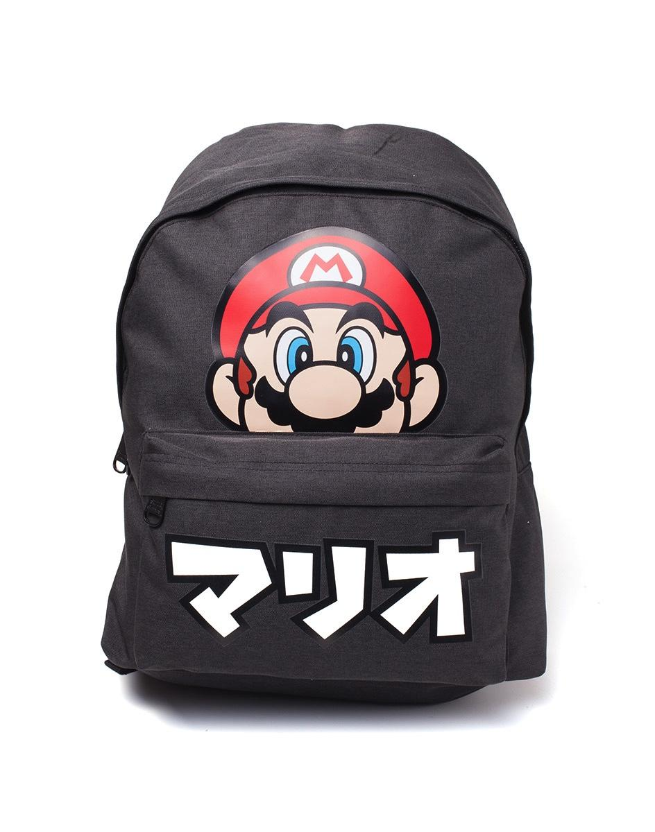 NINTENDO - Super Mario Japanese Backpack