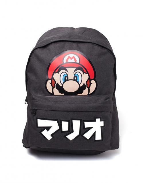NINTENDO - Super Mario Japanese Backpack