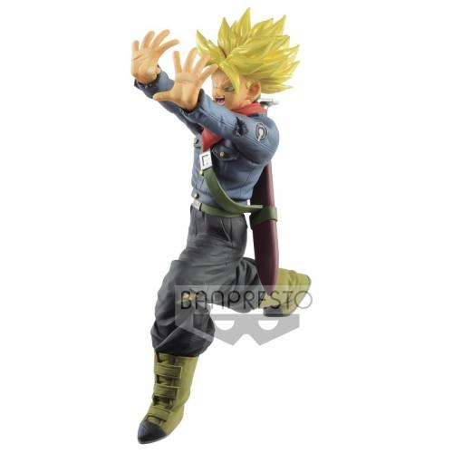 DRAGON BALL - Figurine Super Saiyan Trunks - Galick Gun - 17cm