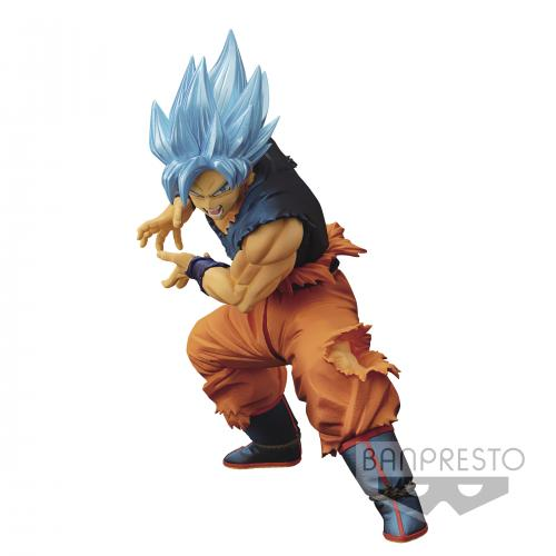 DRAGON BALL SUPER - Figurine Maximatic - The Son Goku II - 20cm