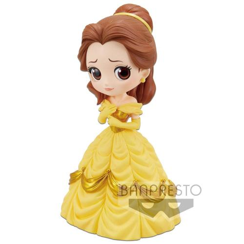 DISNEY - Belle - Figurine Q Posket Normal Color Version 14cm