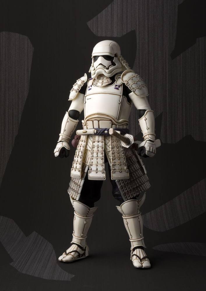 STAR WARS - MMR Ashigaru First Order Stormtrooper - 17cm