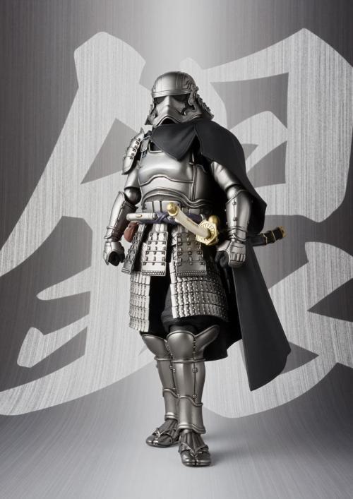 STAR WARS - MMR Ashigaru Taisho Captain Phasma - 18cm