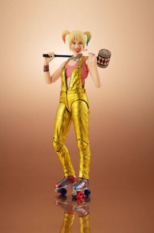 BIRDS OF PREY - Harley Quinn - Figurine SH Figuarts 15cm