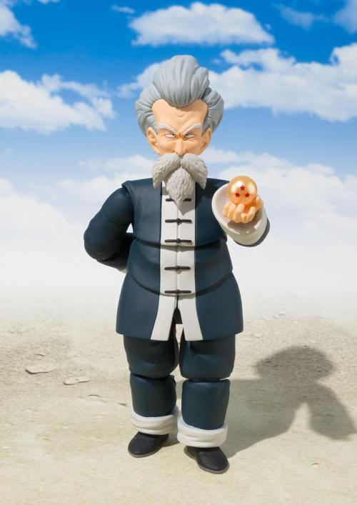 DRAGON BALL - Jackie Chun - Figurine articulée PVC SH Figuarts 14cm