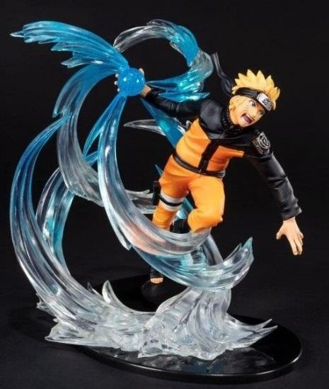 NARUTO - Naruto Kizuna Relation - Figurine FiguartsZERO 19cm